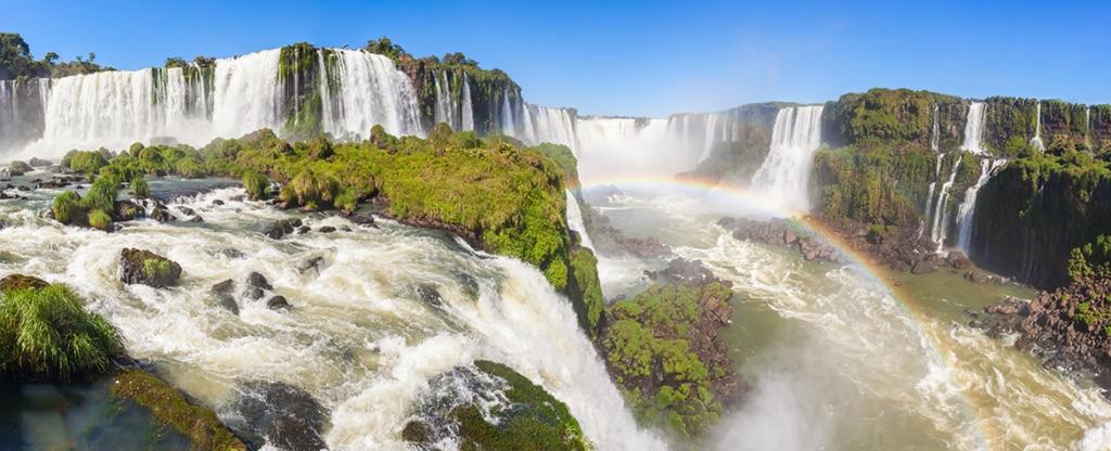 Cataratas en Paraguay