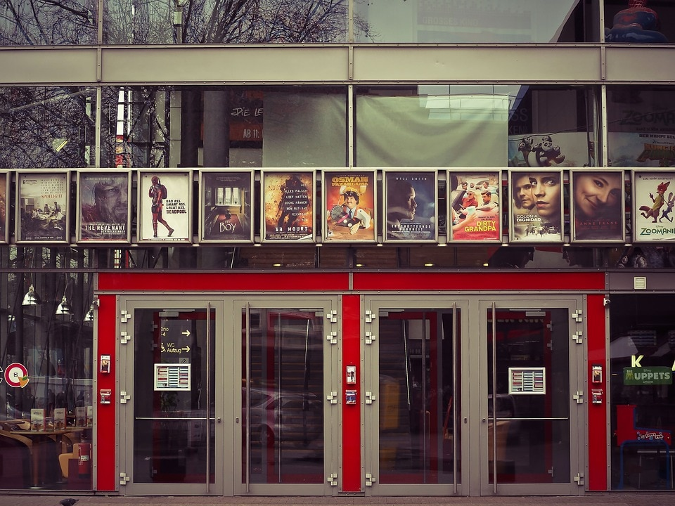 cine netflix audiovisual hollywood recurso
