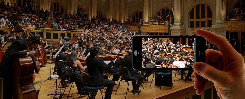 Imagen Las orquestas sinfónicas buscan nuevas fórmulas para atraer al público joven en unas jornadas en la Fundación BBVA