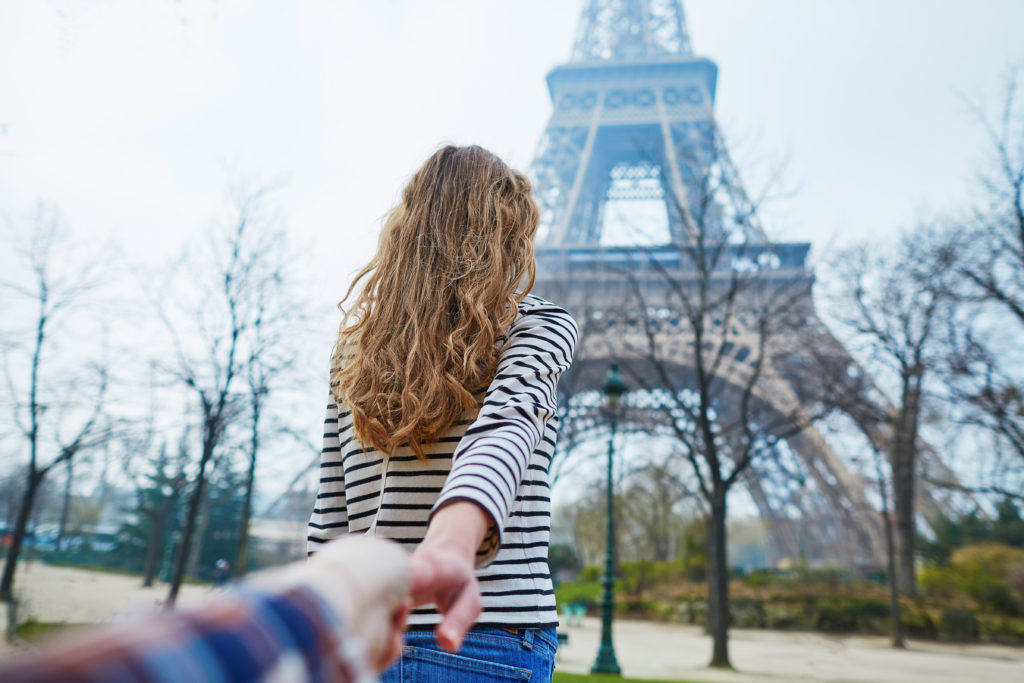Recurso turista París
