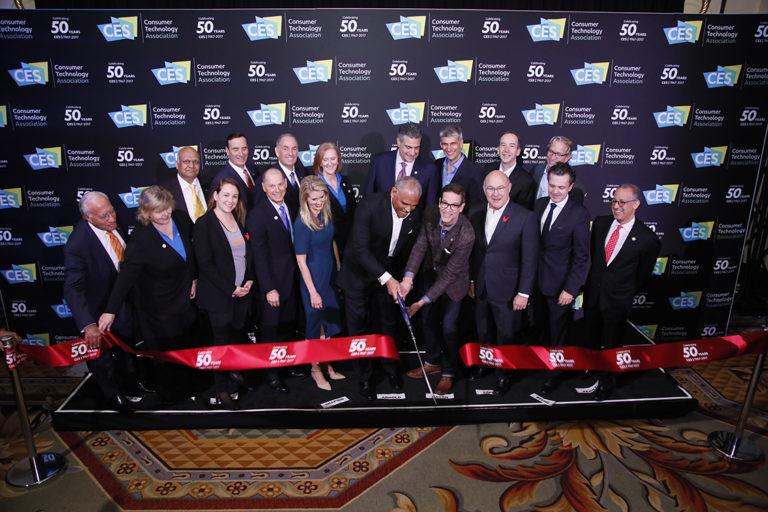 CES2017 inauguración