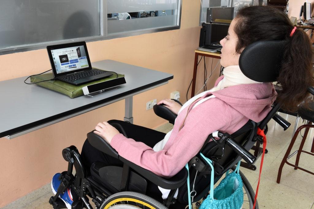 Momentum, tecnología, discapacidad