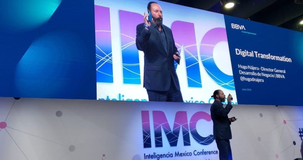 Hugo Najera BBVA Mexico IMC2019