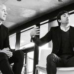 Carlos Ricardo y Carlos Pérez Beruete presentan el nuevo lema de BBVA