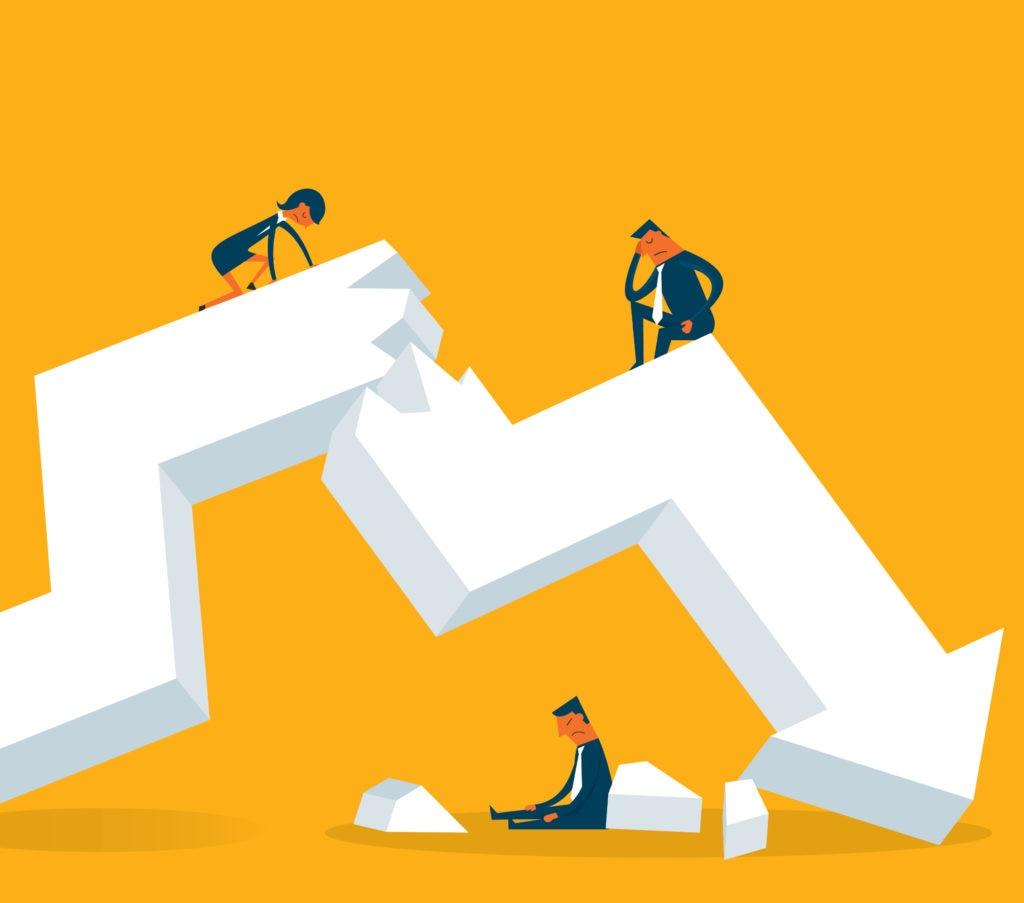 crecimiento decrecimiento crisis economía finanzas indicador recurso prima riesgo