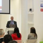Conor McGurk, director del Departamento de Comercio Internacional de la Embajada Británica en España