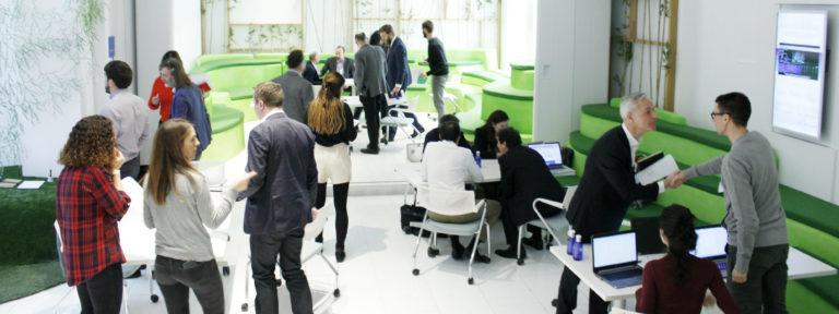 centro de innovacion pitch startups