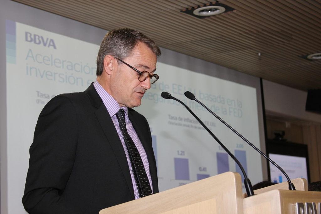Fotografía de Oscar Cabrera Izquierdo, presidente BBVA Colombia