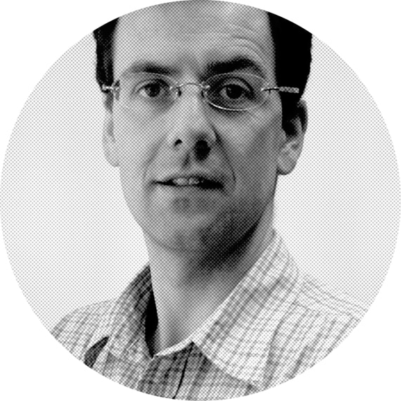 Jonhathan Rossiter, catedrático de Robótica en la Universidad de Bristol - BBVA OpenMind