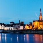 Fotografía de la ciudad de Maastricht