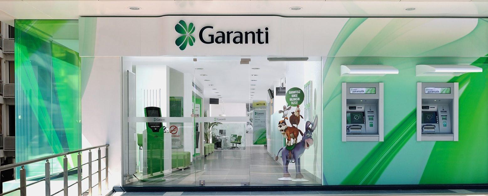 Oficina de Garanti recurso bbva
