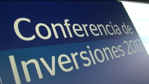 Imagen de conferencia inversiones BBVA Prevision 2017