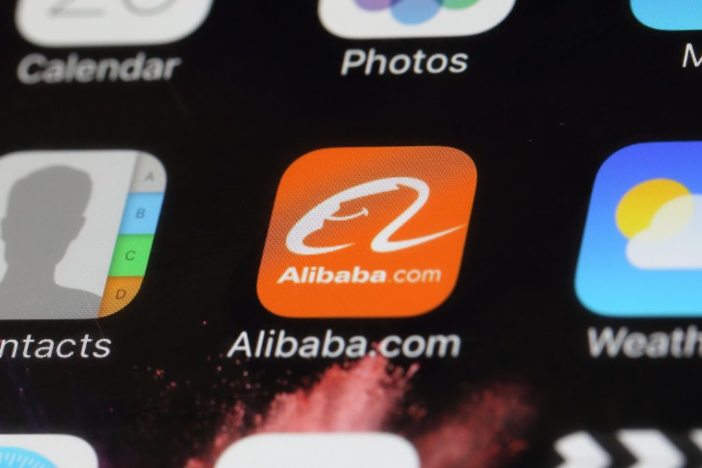 app de alibaba recurso
