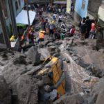 Los desastres naturales causan estragos en Perú. BBVA Continental organiza ayuda para los damnificados.