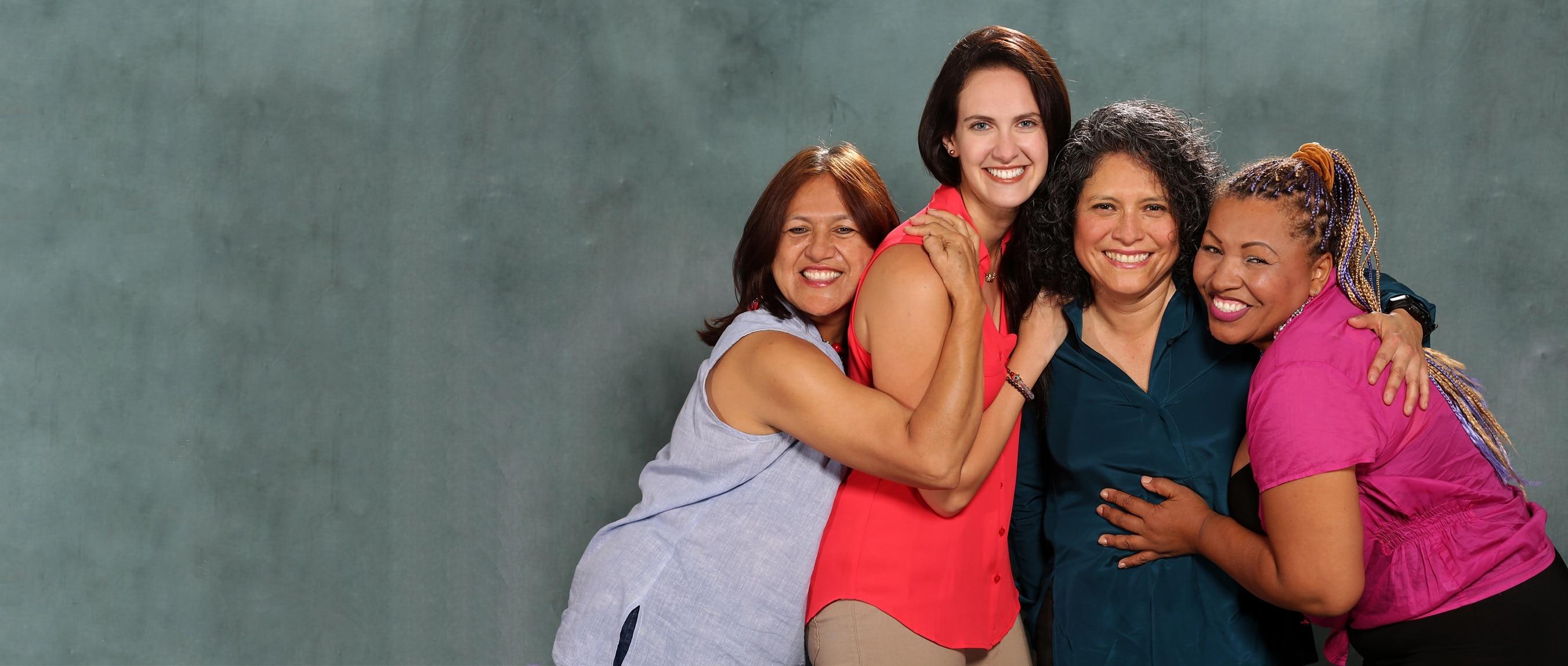 Mujeres peruanas cuentan sus historias de éxito. Fundación BBVA Continental