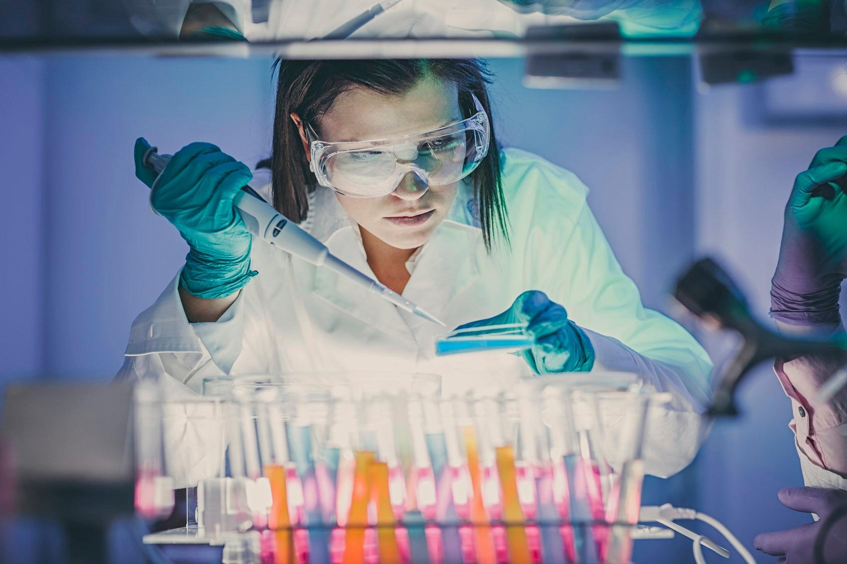 Medicina Ciencia investigación innovación Recurso
