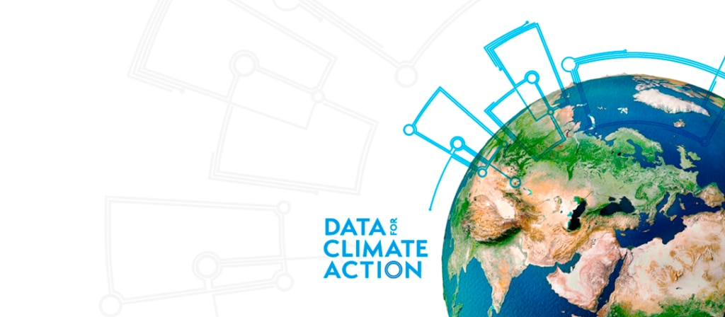 data climate action challenge