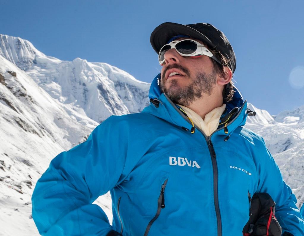 Jordi Roca recién llegado al CB del Annapurna