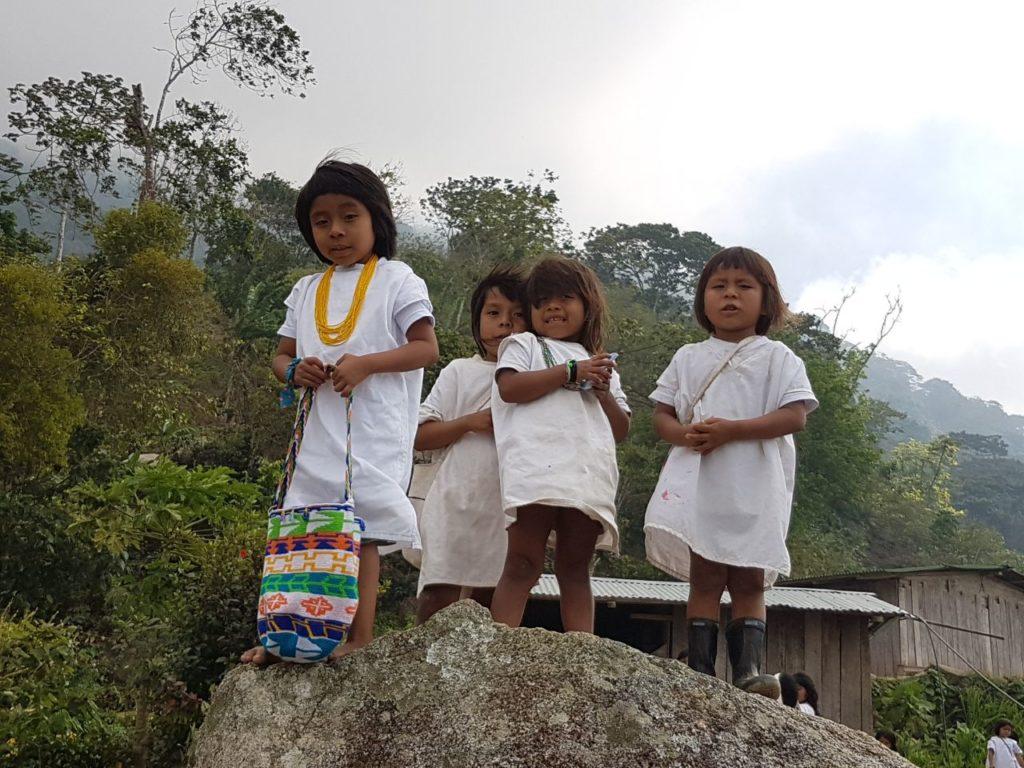 Fotografía de Comunidad Koguis Sierra Nevada de Santa Marta