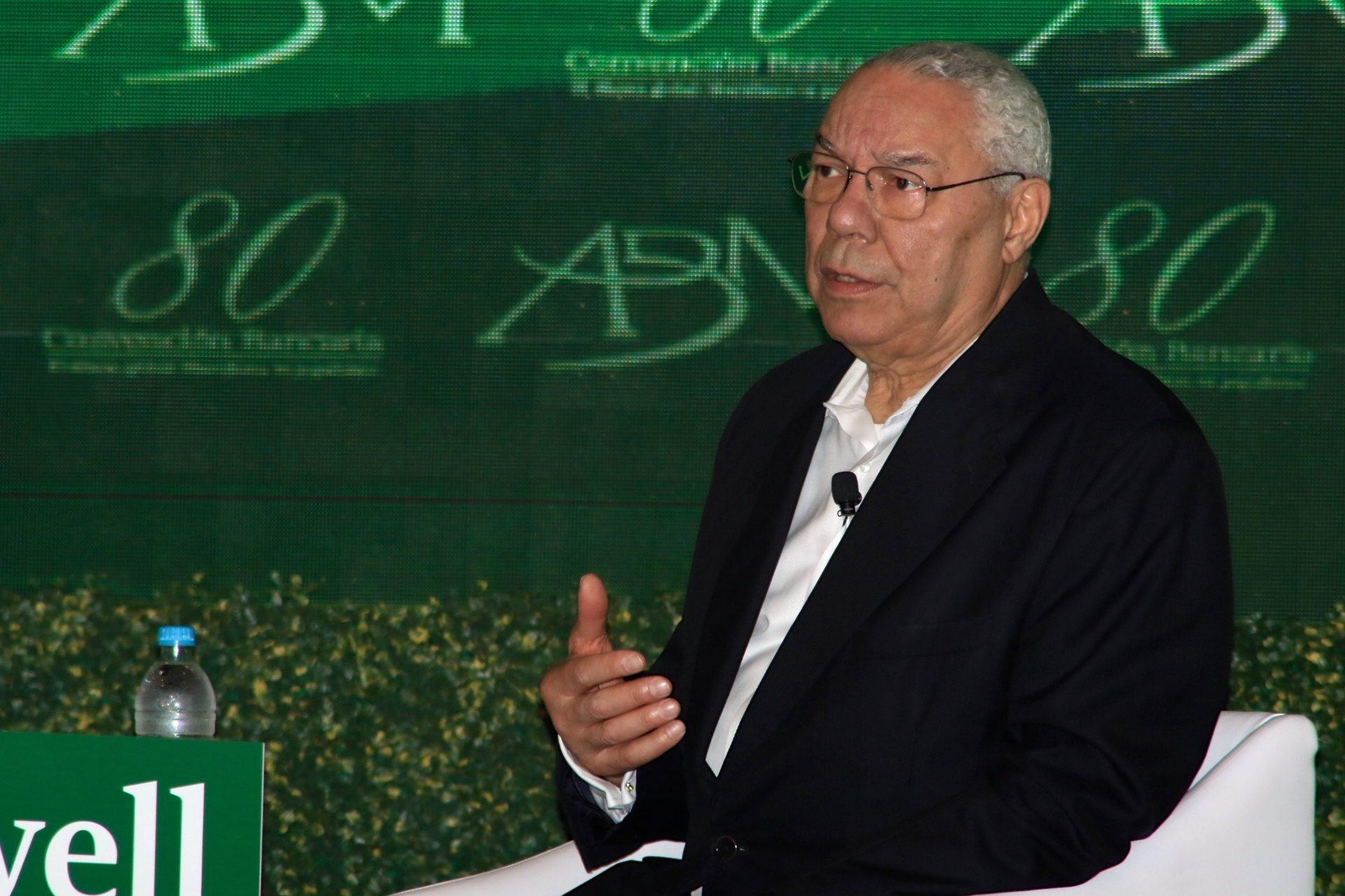 Conferencia Colin Powell en la 80 Convención de la ABM