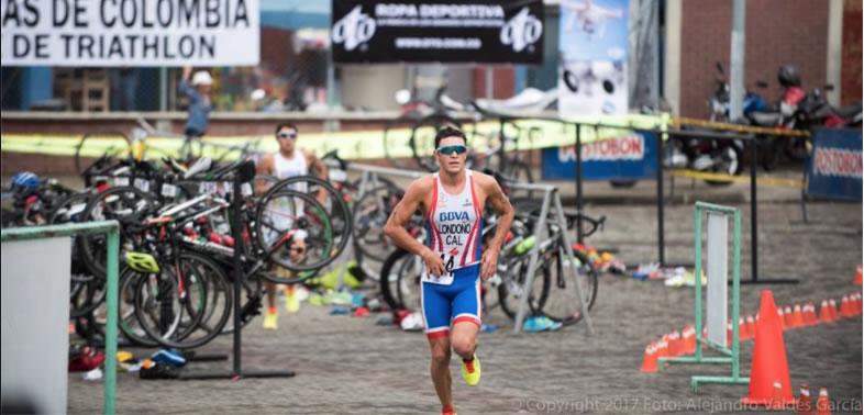 Fotografía de Eduardo Londoño triatleta