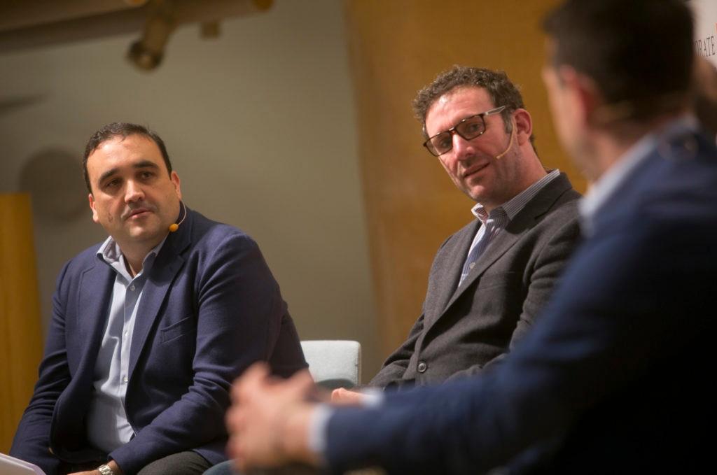 Marco Bressan en Foro Tendencias Comunicación Marca LLorente y Cuenca
