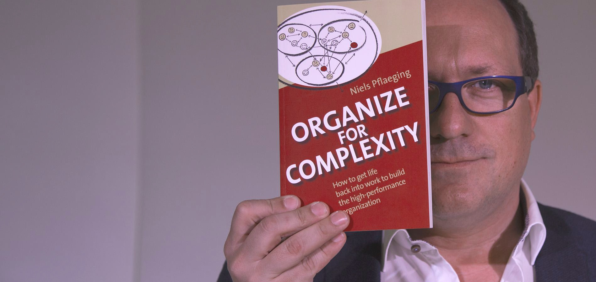 niels pflaeging organize for complexity management