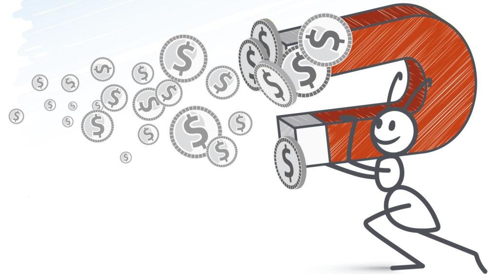 Ant financial recurso dinero monedas