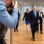 Mario Draghi - Banco Central Europeo - BCE