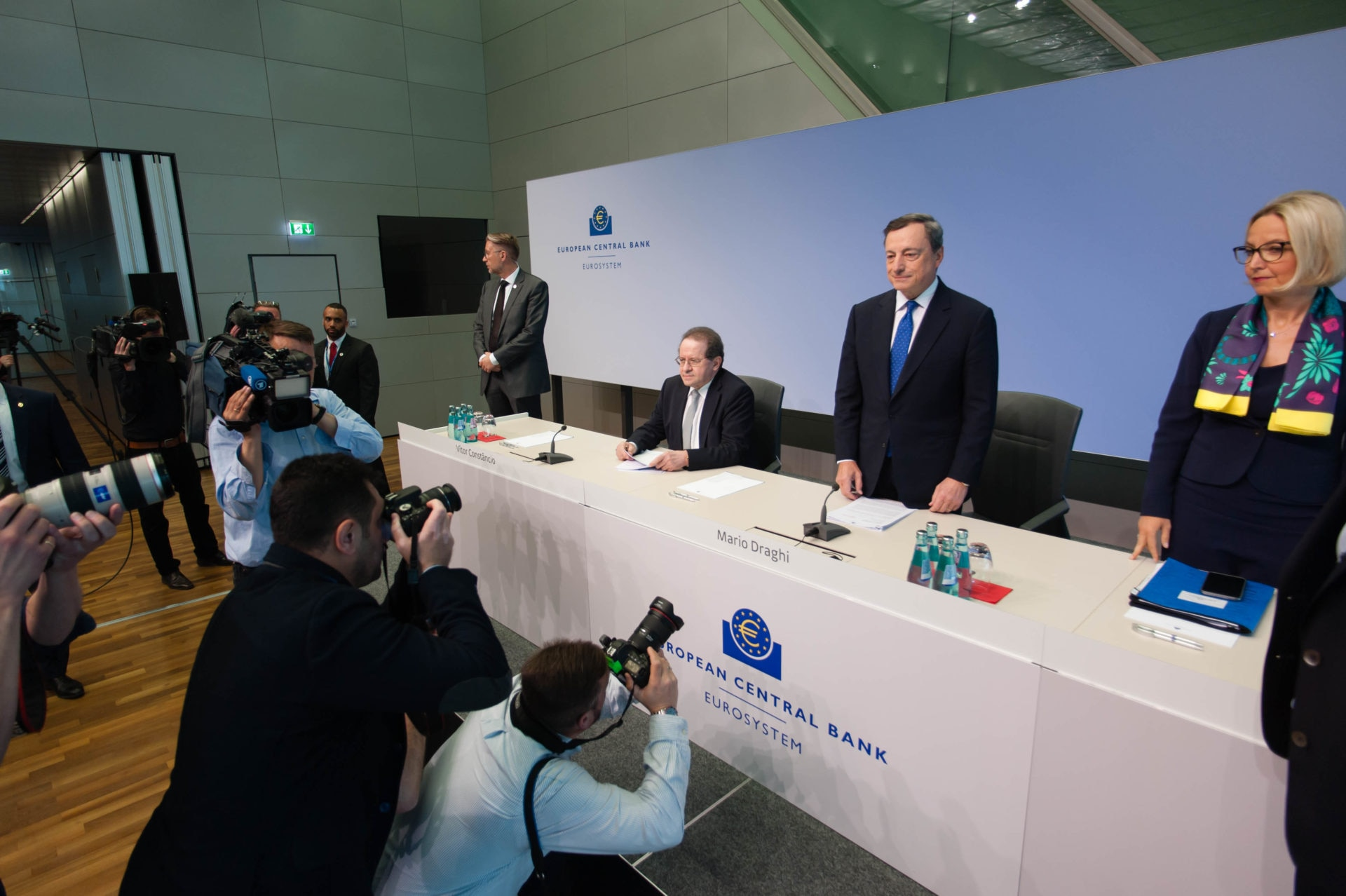 Mario Draghi BCE Banco Central Europeo