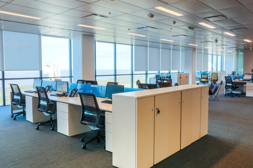 Espacio de trabajo - Open Space - Torre BBVA