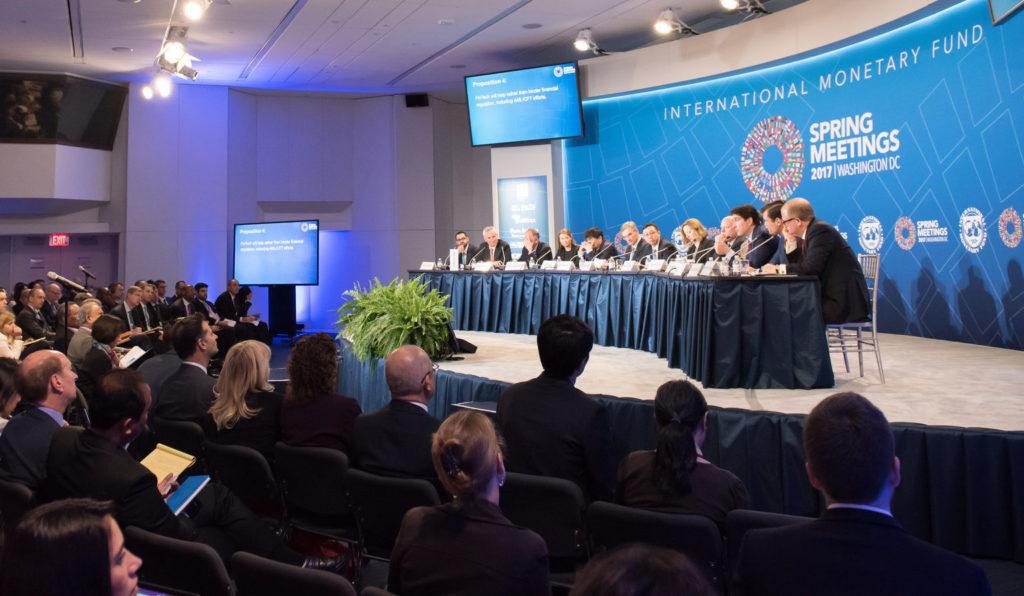 FMI Spring Meetings fintech y bbva