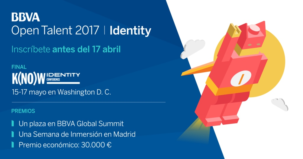 Postal Open Talent Identidad_BBVA