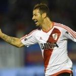 Rodrigo Mora hizo el segundo gol de River contra Tigre BBVA