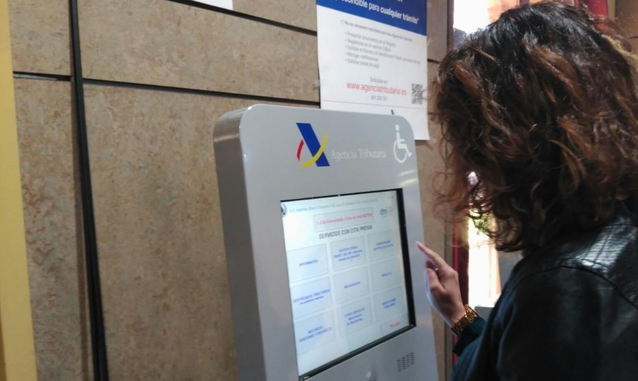 agencia-tributaria-cita-previa-bbva-europa-press