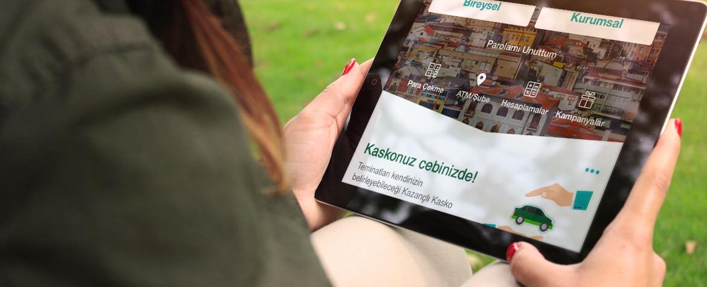 garanti app aplicación banco digital cuenta pyme premio recurso bbva