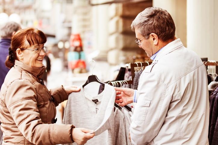 compras rebajas recurso ahorro ropa mercado ventas