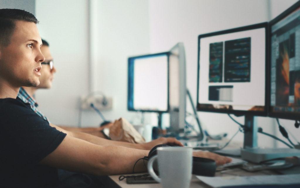 software desarrolladores recurso programacion html diseño ux fintech innovacion