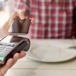 RECURSO Contactless tech tecnologia fintech pago cafe movil smartphone futuro dinero efectivo walllet
