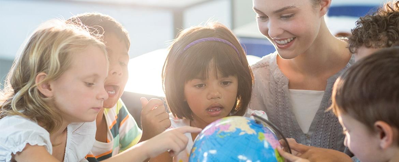recurso, niños, educación, educación financiera