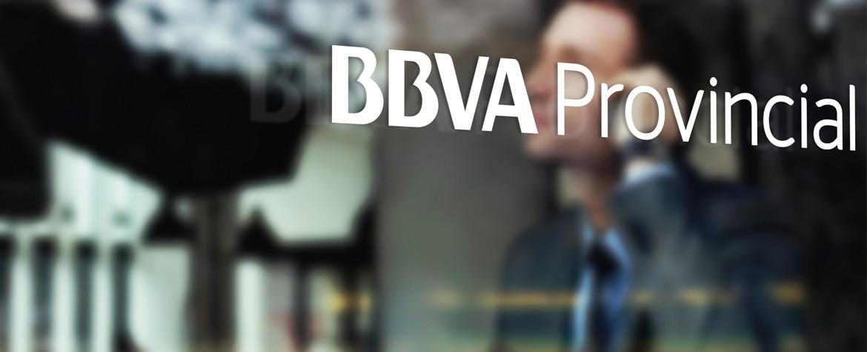 Fotografía BBVA Provincial