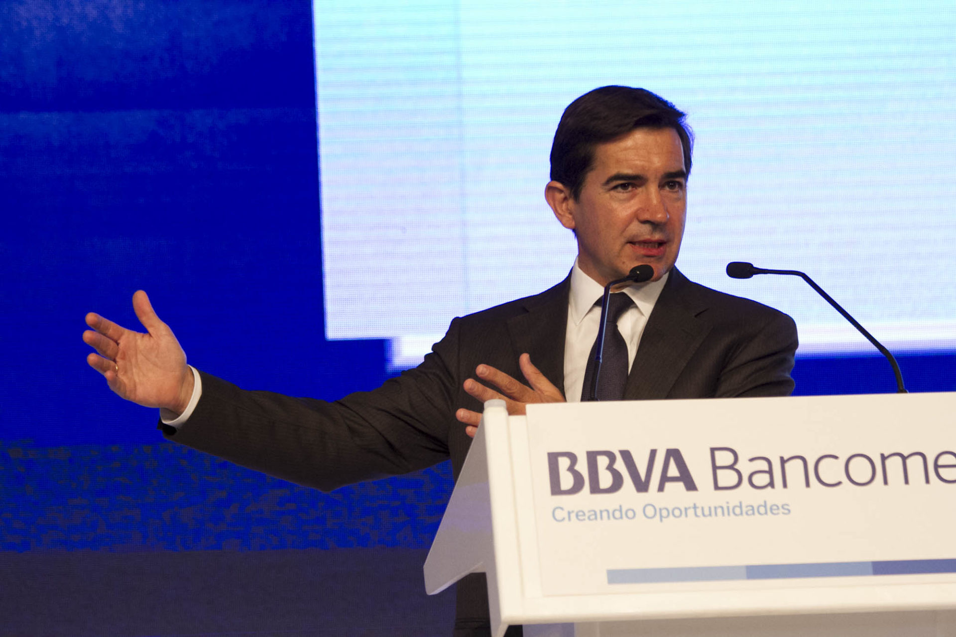 Carlos Torres Vila en Bancomer