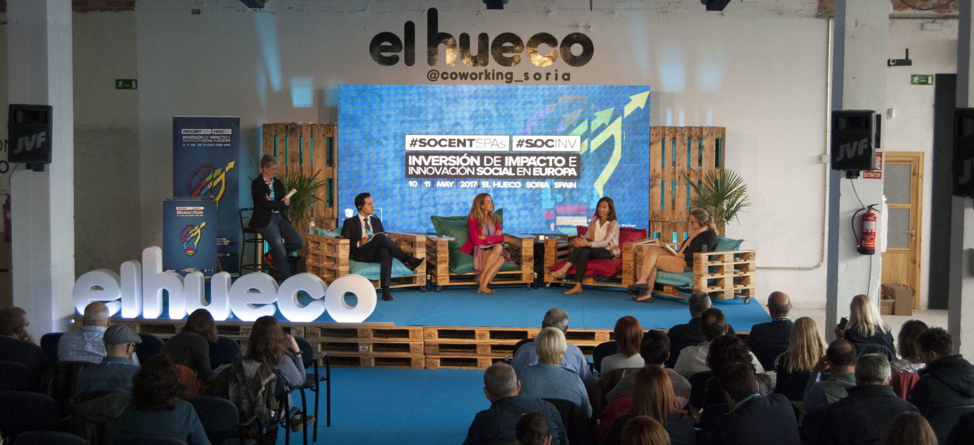 El Hueco, foro, emprendimiento, Soria, emprendedor, zonas rurales