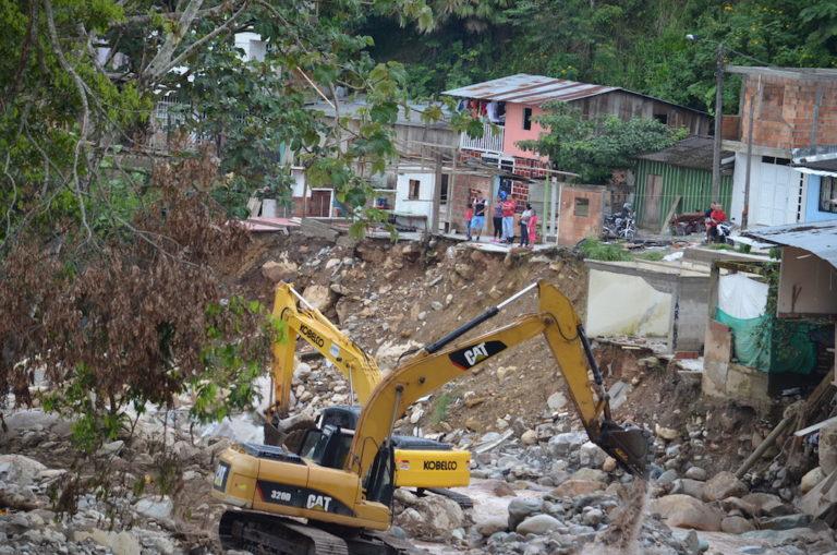 Fotografía de Reconstrucción Mocoa