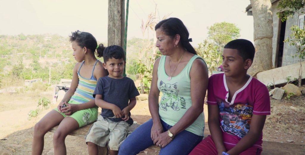 Fotografía de Familia Panamá FMBBVA