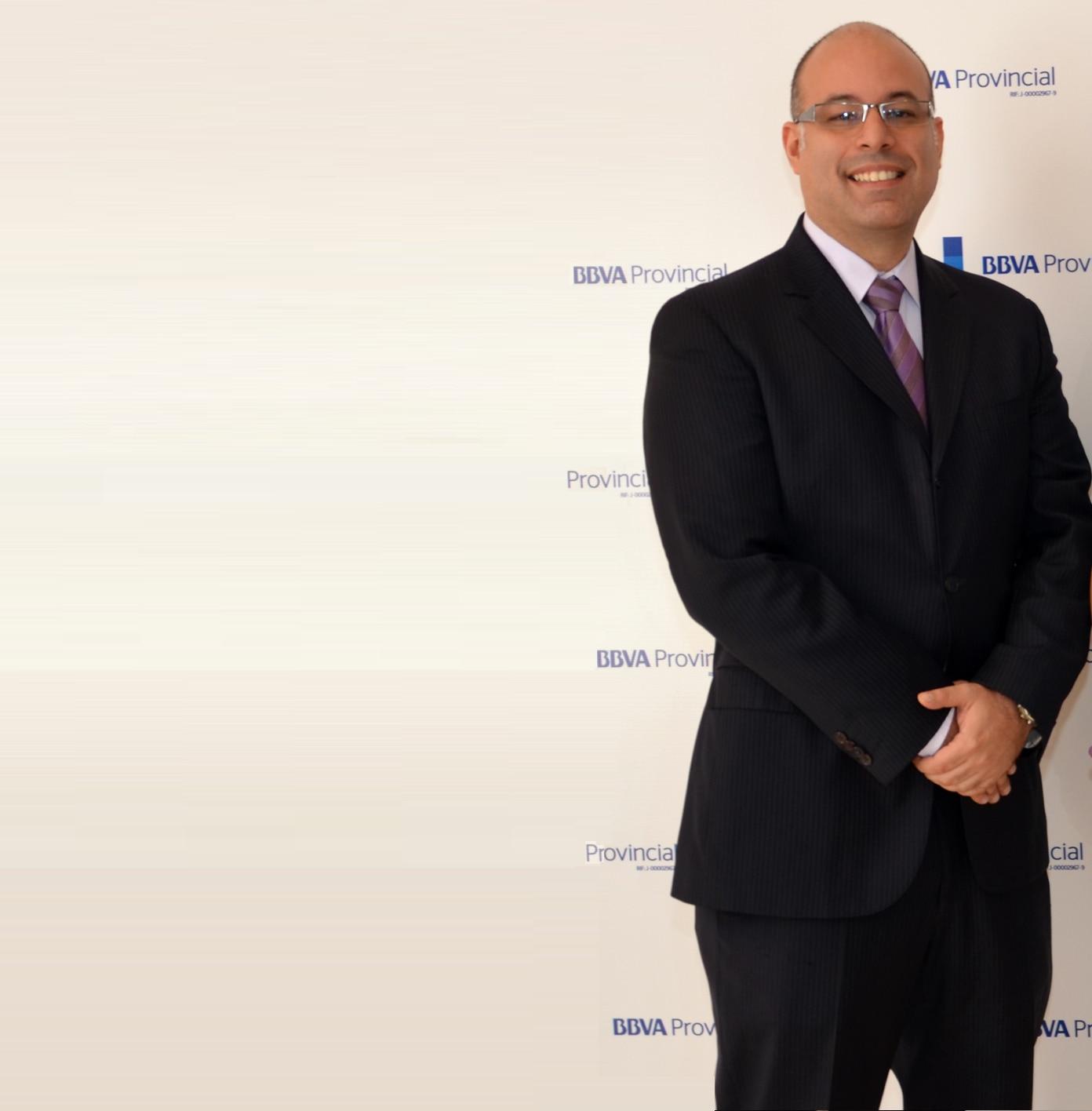 Pedro Gago - Director de Fábrica Digital de BBVA Provincial