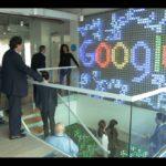 Fotografía de Recorrido en las instalaciones de google Colombia