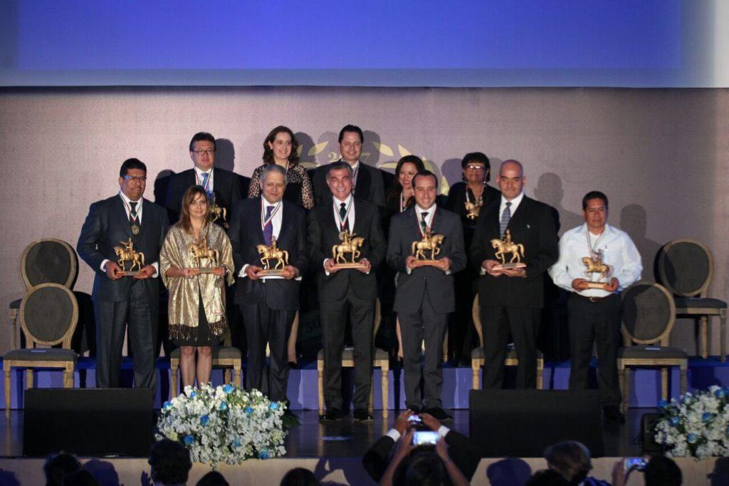 Personalidades que recibieron los Zaragoza Awards 2017