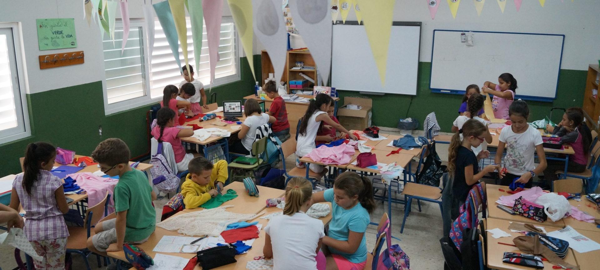 recurso, educación, aula, clase, niños, alumnos, jóvenes, premio acción magistral
