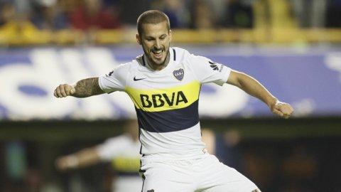 Benedetto marcó 2 goles en el triunfo de Boca 3 a 0 a Arsenal. BBVA